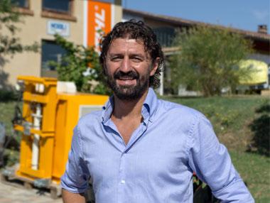 Alberto Vergano - Proprietario